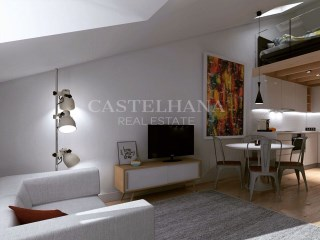 2-Bedroom apartment In Alfama, Room%2/8