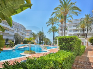 Duplex 4 bedrooms direct access from the beach - Marbella | 4 Bedrooms | 3WC