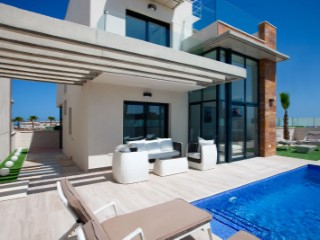 Villas à Orihuela Costa - Palm Beach I