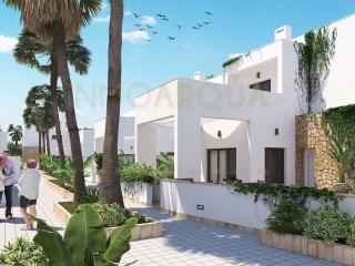 New construction villas with private pool  | 3 Bedrooms | 2WC