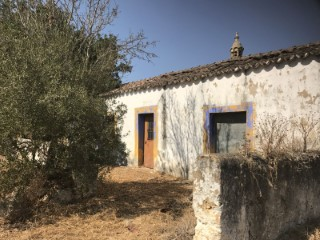 LAND WITH RUIN – LUZ DE TAVIRA - BELMONTE |