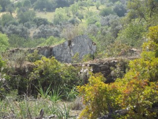 RUIN WITH 32.500 M2 LAND FACED SOUTH – SINAGOGA - TAVIRA |