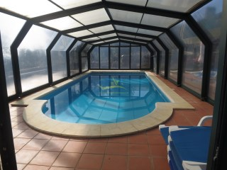 Pool with removable cover%2/25