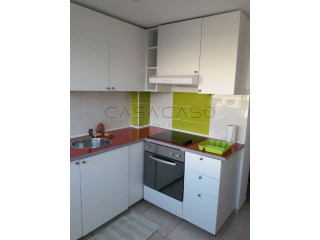 Apartment › Setúbal | 1 Bedroom + 1 Interior Bedroom | 1WC