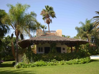 Unique property south Tenerife - large country estate with 4 independent properties. |