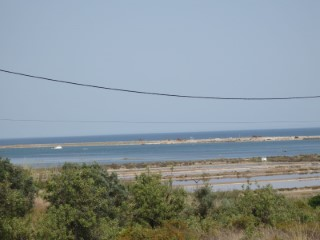 Rural recovery farm overlooking the Ria Formosa |