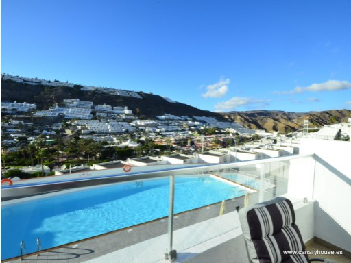 Apartment, one bedroom, in the Centre of Puerto Rico, Gran Canaria. | 1 Bedroom | 1WC