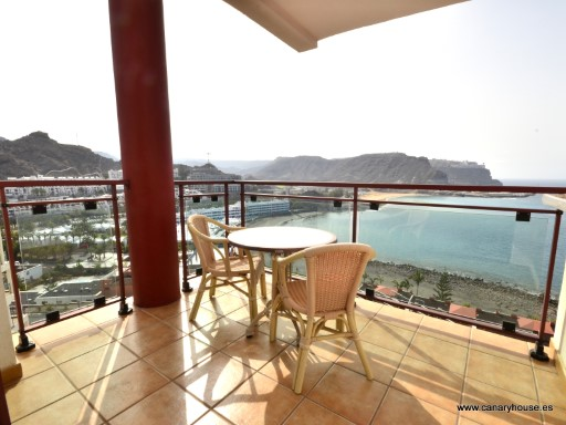 SU EMINENCIA, apartment for rent in Playa del Cura, Mogan, Gran Canaria, Canary Islands.  | 2 Bedrooms | 1WC