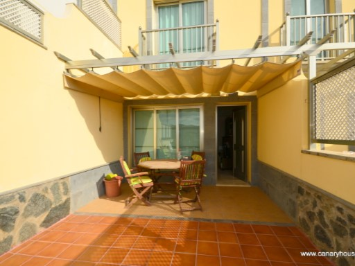 Property Apartment for rent, duplex, in Puerto Rico, Gran Canaria. | 2 Bedrooms | 2WC