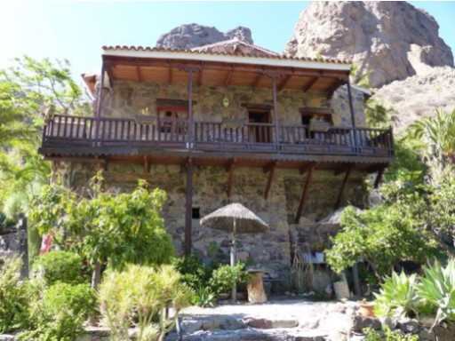 Finca for sale in Barranco de Arguineguín, Mogán, Gran Canaria. | 2 Bedrooms