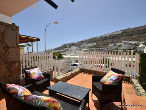Apartment for rent in Puerto Rico, Gran Canaria. | 2 Bedrooms | 2WC