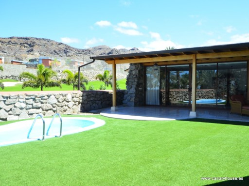 Property for sale, Villa  in Tauro, Mogan, Gran Canaria, Canary Islands. | 3 Bedrooms | 4WC