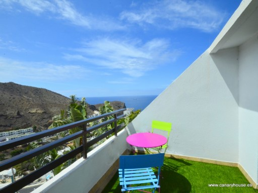 Appartement for sale in Puerto Rico, Mogan, Gran Canaria. | 1 Kamer | 1WC