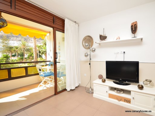 LA PAZ - apartment for rent in Puerto Rico, Gran Canaria. | 1 Bedroom | 1WC