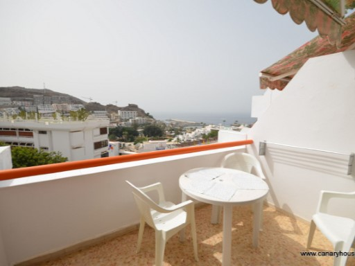 Apartment for rent long term in Puerto Rico, Gran Canaria. | 1 Bedroom | 1WC