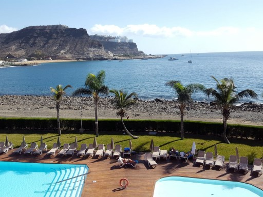 Riviera Marina, Studio for sale in front of the sea and the beach, Playa del Cura, Tauro Golf, Gran Canaria.  |  | 1WC