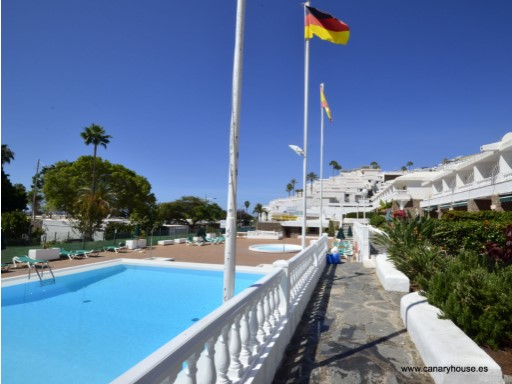Centrally located house for sale in Puerto Rico, Gran Canaria. | 2 Bedrooms | 1WC