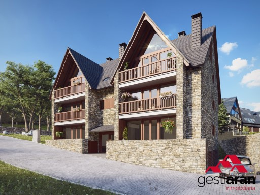 New construction apartments in Gessa from 385.000€ | 3 Bedrooms | 2WC