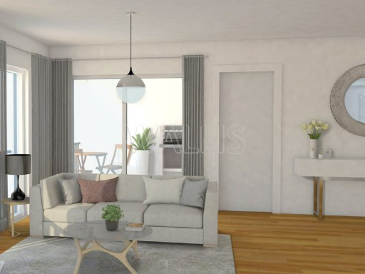 Apartamento no Beato | T2