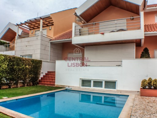 465m2 Villa, Pool, golf course, Belas Club de Campo | 4 Bedrooms | 4WC