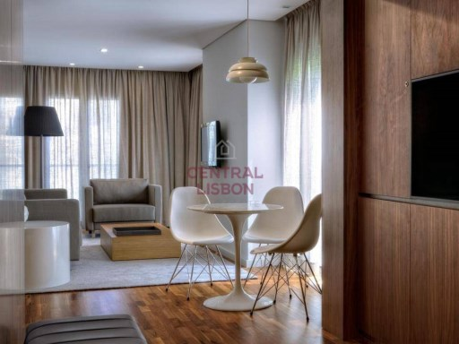 The Altis Prime is a hotel of luxury apartments in Lisbon, current design, located on the main financial and commercial artery of the city, at Rua Rodrigo da Fonseca. With profitability.  | 1 Bedroom