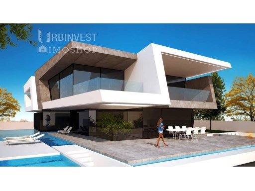 Plot of land with project approved in Vilamoura, Algarve |