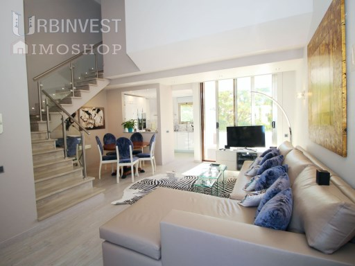 Absolutely stunning One Bedroom Duplex Apartment in the Marina of Vilamoura, Algarve | 1 Bedroom | 1WC