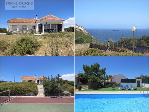 Property for sale in Sesimbra / Azóia, with sea view.