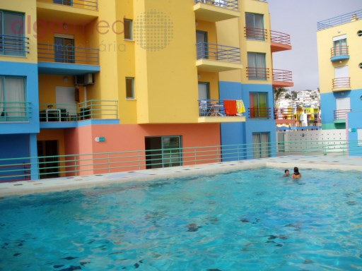 ALGARVE - Albufeira - 1 bedroom apartment, for sale, in the Albufeira Marina | 1 Bedroom | 1WC