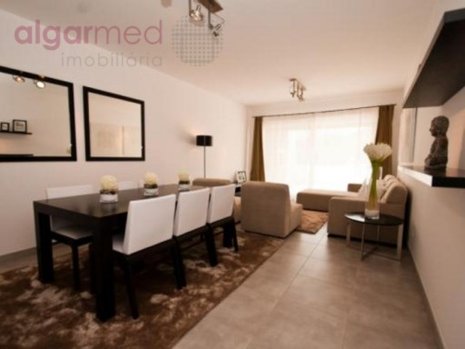 ALGARVE - Albufeira - NEW 3 bedroom Apartment for sale, in the center of Albufeira, with private parking | 3 Bedrooms | 3WC