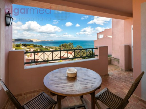 ALGARVE - Lagos - Studio Apartment for sale in an amazing development right in front of the sea | 0 Bedrooms | 1WC