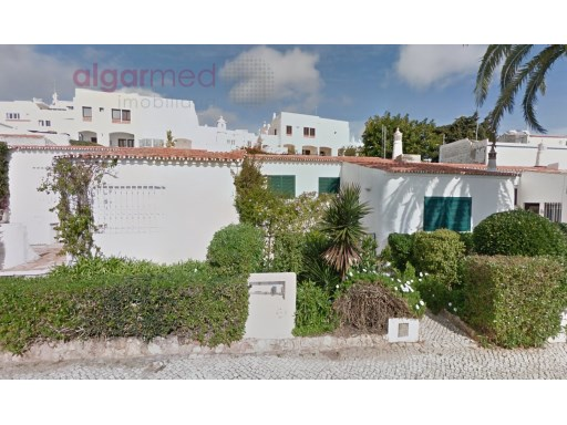 ALGARVE - Albufeira - 2 bedroom Townhouse, for sale furnished and equipped, with a terrace with sea view | 2 Zimmer | 3WC