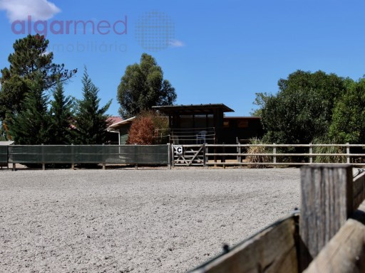 ALGARVE - Tavira - Lovely Equestrian farm for sale near Luz de Tavira, with 22.000 m2 - Beautiful surroundings  | 3 Bedrooms
