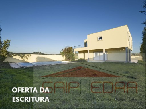 vivenda piscina ao Hospital Senhor do Bonfim Vila Conde | T4 | 6WC