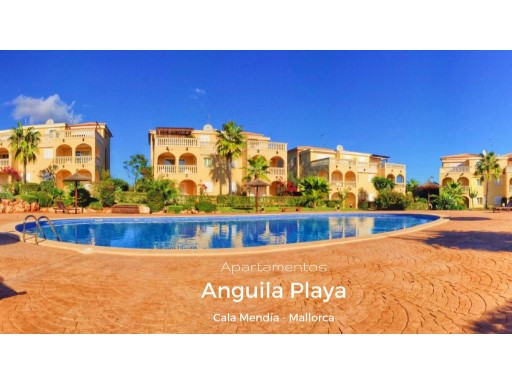 MALLORCA, CALA ANGUILA, PENTHOUSE WITH LARGE TERRACE | 2 Bedrooms | 2WC
