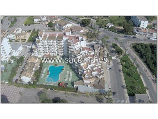 MALLORCA, SACOMÃ, APARTMENT NEAR THE BEACH €100,000 | 1 Bedroom | 1WC