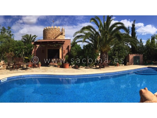 Mallorca, Son Carrio, romantic finca for sale | 3 Bedrooms