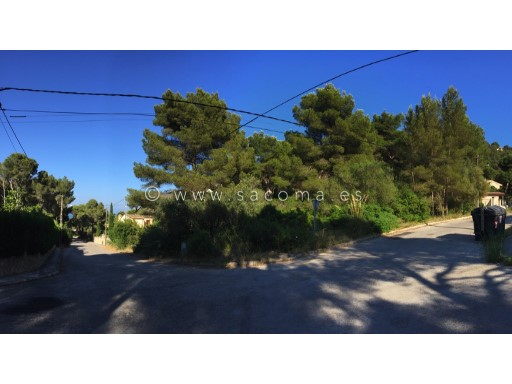 Mallorca, Canyamel, building land with sea views |