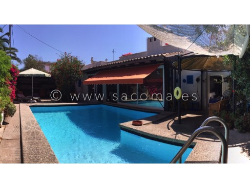 Mallorca, Cala Millor, Detached house with pool for sale | 3 Bedrooms | 1WC