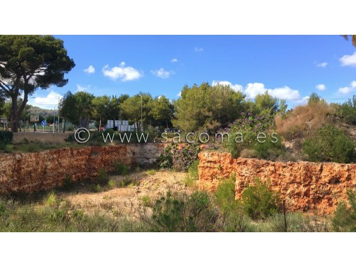 MALLORCA, CALA MILLOR, PLOT FOR APARTMENTS OR SEMIDETACHED HOUSES |