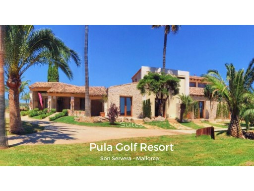 Mallorca, Pula Golf Resort, investment guaranteed 5% | 1 Bedroom | 1WC