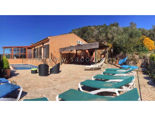 MALLORCA, SERVERA REGION PULA GOLF COURSE, COUNTRY HOUSE OVERLOOKING THE SEA FOR SALE | 4 Bedrooms