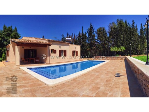 MALLORCA, SON SERVERA, FINCA ONLY LONG TERM RENTAL | 3 Bedrooms