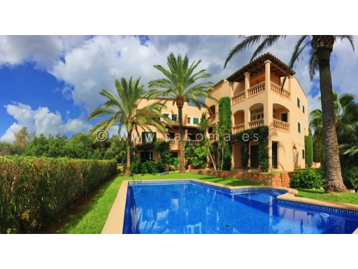 Mallorca, Calonge, ground floor 1 Bedroom apartment  | 1 Bedroom | 1WC