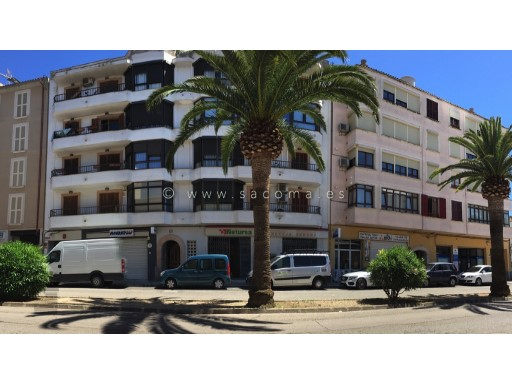 MALLORCA, MANACOR, OFFICE OR APARTMENT FOR SALE | 3 Bedrooms | 2WC