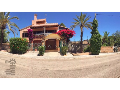 Mallorca, cala millor, Villa with sea view | 5 Bedrooms | 3WC