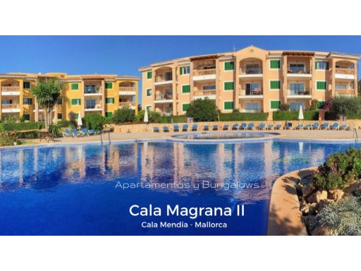 Mallorca. Residential Cala Magrana II | 2 Bedrooms | 2WC