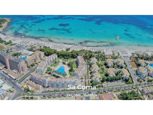 Mallorca, Sa Coma, 2 Bedroom apartment at the beach | 2 Bedrooms | 1WC