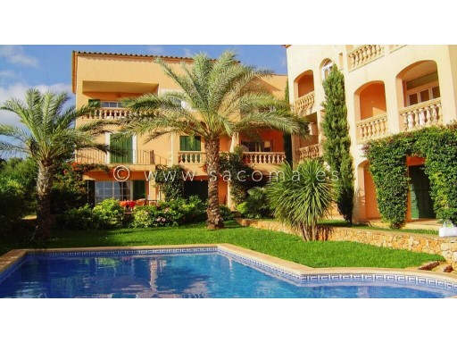 Mallorca, Calonge, apartment duplex with sea view | 3 Bedrooms | 2WC