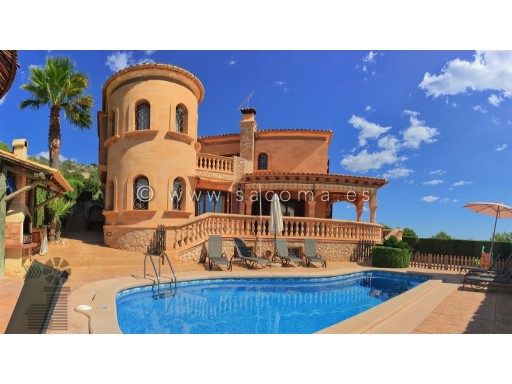 Mallorca, Son Servera, Villa with sea views | 4 Bedrooms | 4WC